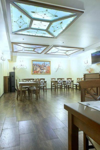 Готель На горизонті Трускавець - ресторан 03